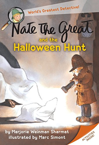 Nate the Great and the Halloween Hunt: Marjorie Weinman Sharmat