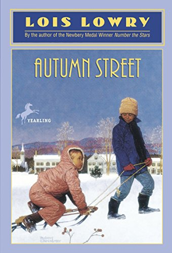 Autumn Street 9780440403449 Elizabeth is forced to grow up when her father goes to fight in World War II. Her family moves in with her grandfather, and a special fr