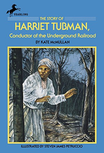 9780440404002: The Story of Harriet Tubman: Conductor of the Underground Railroad (A Dell yearling biography)