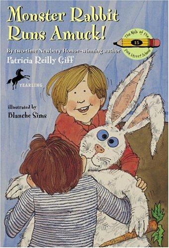 9780440404248: Monster Rabbit Runs Amuck (The Kids of the Polk Street School)