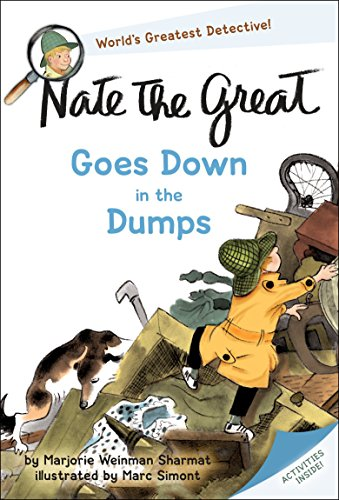 9780440404385: Nate the Great Goes Down in the Dumps