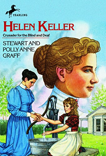 Helen Keller (Young Yearling Book): Graff, Stewart; Graff,