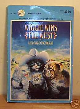 9780440404576: Wiggie Wins the West