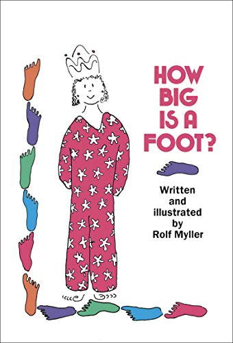 9780440404958: How Big Is a Foot? (Rise and Shine)