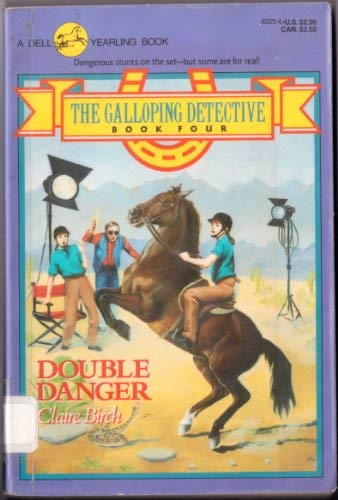 9780440405252: DOUBLE DANGER (The Galloping Detective, No 4)