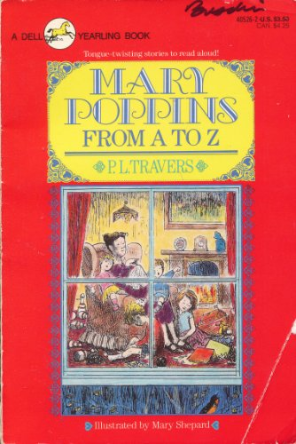9780440405269: Mary Poppins from A to Z