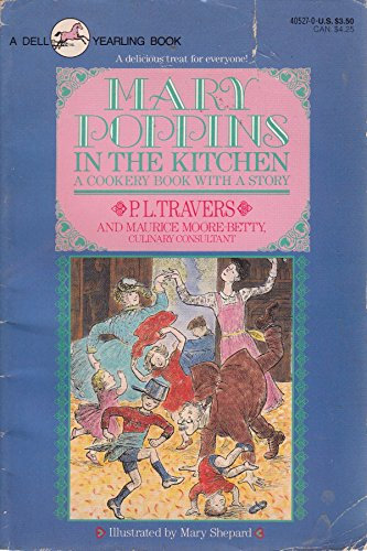 9780440405276: Mary Poppins In The Kitchen: A Cookery Book With A Story