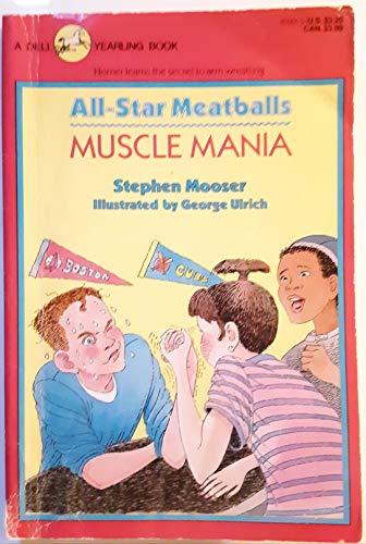 Muscle Mania: Mosser, Stephen