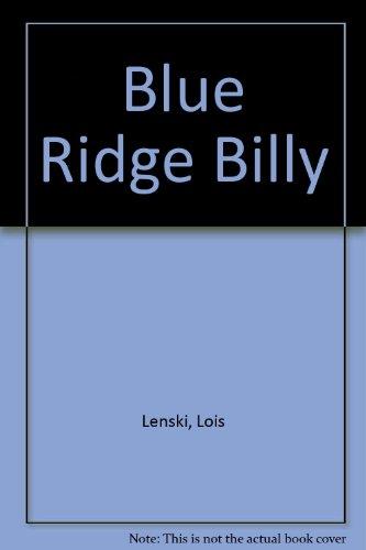 9780440406341: Blue Ridge Billy
