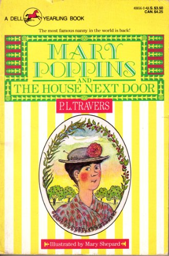 9780440406563: MARY POPPINS AND THE HOUSE NEXT DOOR