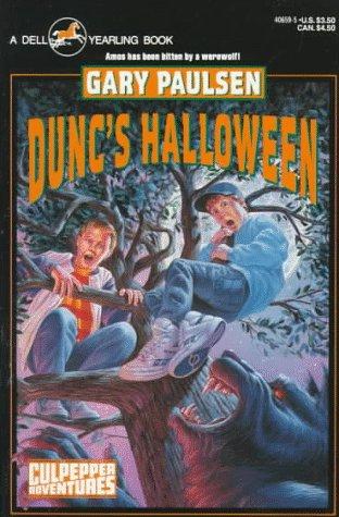 9780440406594: Dunc's Halloween (Culpepper Adventures)