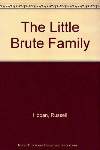 9780440406662: Little Brute Family, The