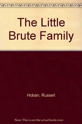 9780440406662: Little Brute Family, The