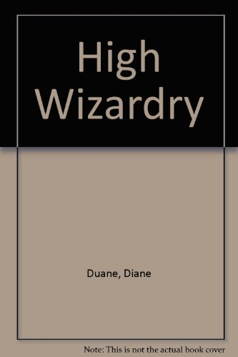 9780440406808: High Wizardry