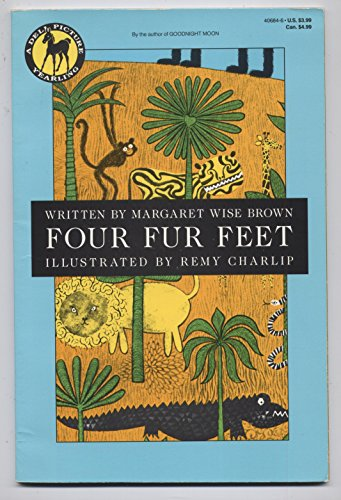 9780440406846: Four Fur Feet