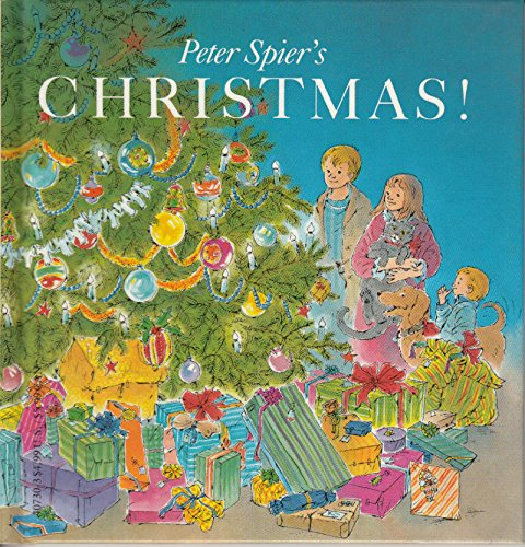 9780440407300: Peter Spier's Christmas/Mini-Edition