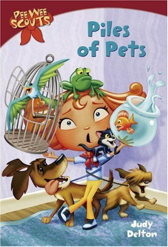 9780440407928: Pee Wee Scouts: Piles of Pets (A Stepping Stone Book(TM))