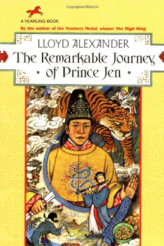 9780440408901: The Remarkable Journey of Prince Jen