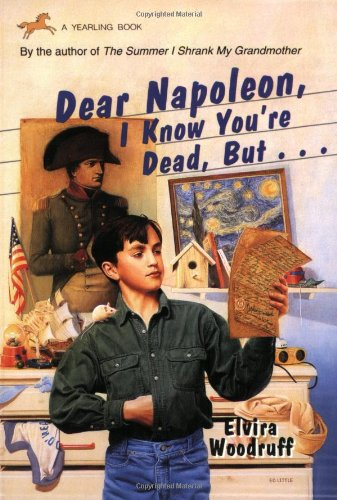 9780440409076: Dear Napoleon, I Know You're Dead, But...