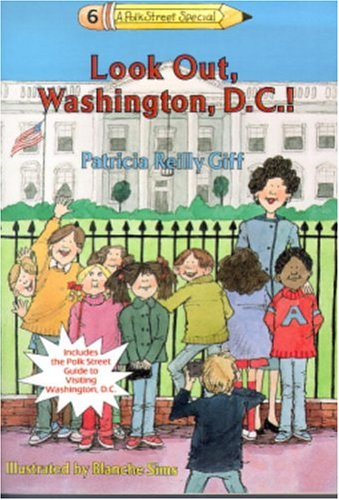 9780440409342: Look Out, Washington D.C. (Polk Street Special)