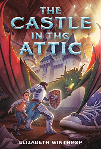 9780440409410: The Castle in the Attic