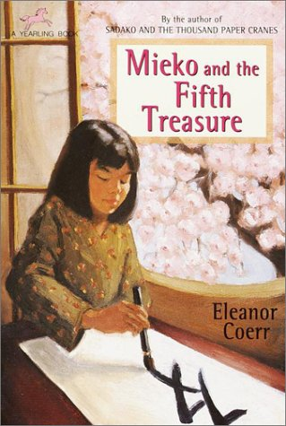 9780440409472: Mieko and the Fifth Treasure