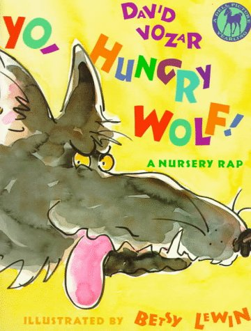9780440409533: Yo, Hungry Wolf!
