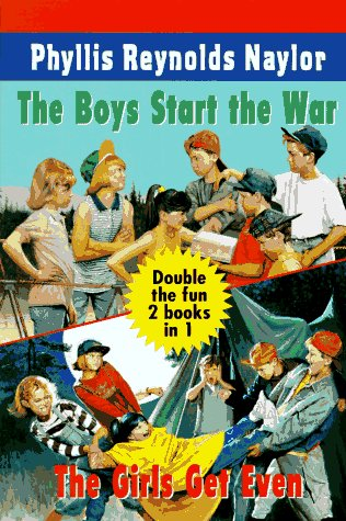 9780440409717: The Boys Start the War: The Girls Get Even/2 Books in 1