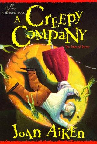 9780440409939: A Creepy Company: Ten Tales of Terror