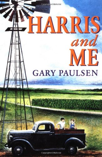 9780440409946: Harris and Me: A Summer Remembered