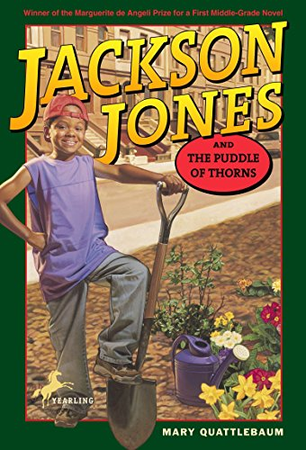 9780440410669: Jackson Jones and the Puddle of Thorns