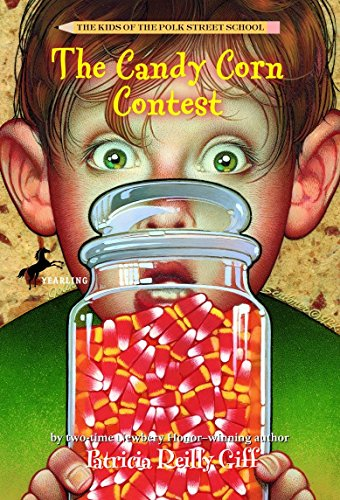 9780440410720: The Candy Corn Contest (Kids of the Polk Street School (Paperback))
