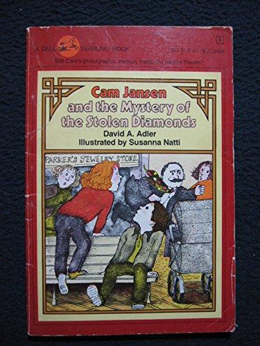 9780440411116: CJ & MYSTERY/STOLEN DIAMONDS (Cam Jansen (Paperback))
