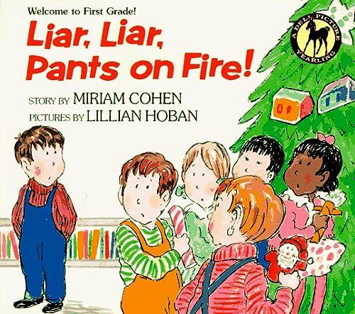9780440411123: Liar, Liar, Pants on Fire!