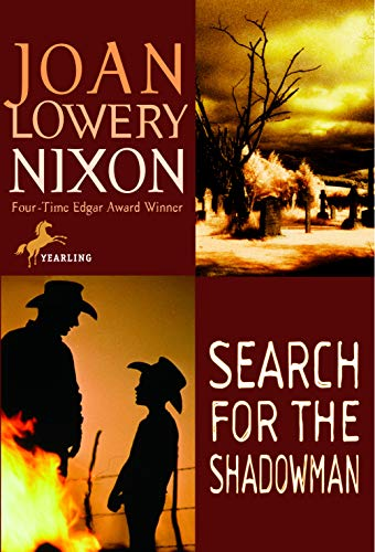 Search for the Shadowman (Paperback): Joan Lowery Nixon