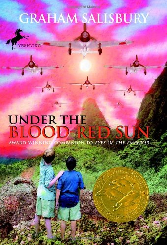9780440411390: Under the Blood-Red Sun