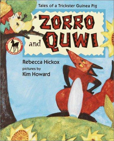 9780440411833: Zorro and Quwi