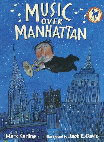 9780440411871: Music over Manhattan (Picture Yearling Book)