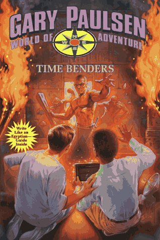 Time Benders: World of Adventure Series, Book 14: Paulsen, Gary