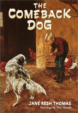 9780440412984: The Comeback Dog