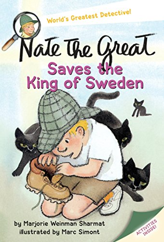 9780440413028: Nate the Great Saves the King of Sweden