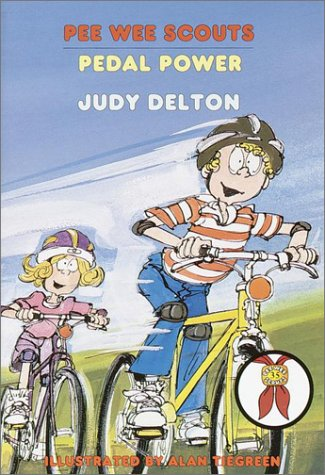 9780440413363: Pedal Power (Pee Wee Scouts)