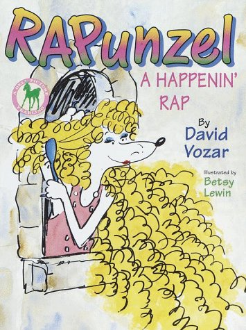 9780440413370: Rapunzel: A Happenin' Rap (A picture yearling book)