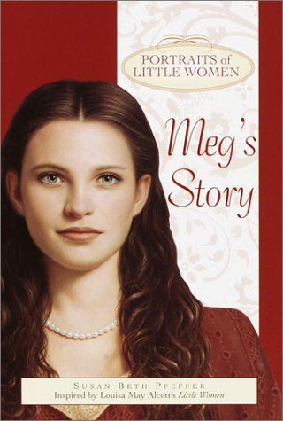 9780440413455: Meg's Story: Portraits of Little Women