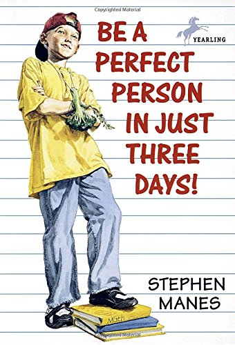 Be a Perfect Person in Just Three: Stephen Manes