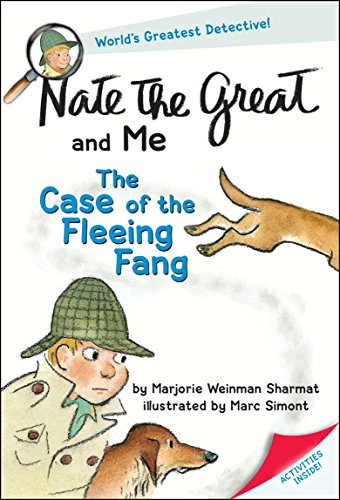 9780440413813: Nate the Great and Me: The Case of the Fleeing Fang