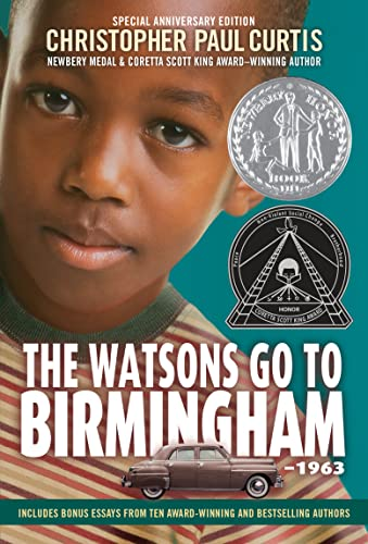 The Watsons Go to Birmingham--1963 (0440414121) by Christopher Paul Curtis