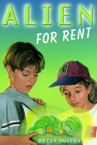 9780440414681: Alien for Rent