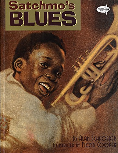 9780440414728: Satchmo's Blues (Picture Yearling Book)