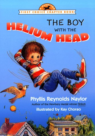 9780440414988: The Boy with the Helium Head (First Choice Chapter Book)